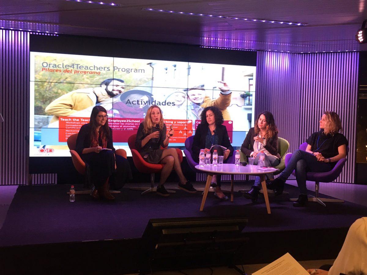 «Retos de la educación y el talento de las mujeres en el sector digital» – WomenliderTic 2018